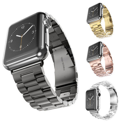 More Watches Unisex Stainless Watches