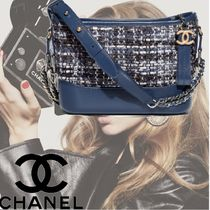 CHANEL Casual Style Calfskin Handbags