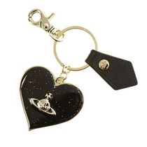 Vivienne Westwood Heart Keychains & Bag Charms