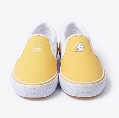 Casual Style Unisex Street Style Slip-On Shoes