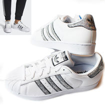 adidas SUPERSTAR Casual Style Low-Top Sneakers