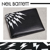 NeIL Barrett Folding Wallets