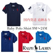 Ralph Lauren Baby Girl Tops