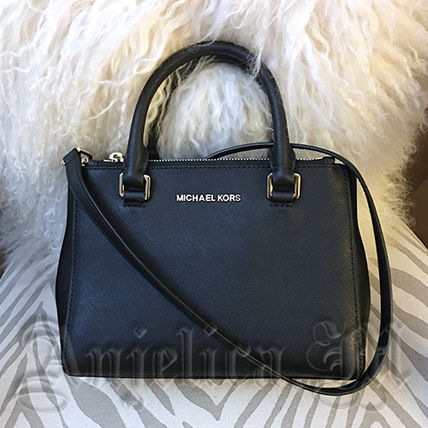 Michael Kors More Bags Saffiano 2way Office Style