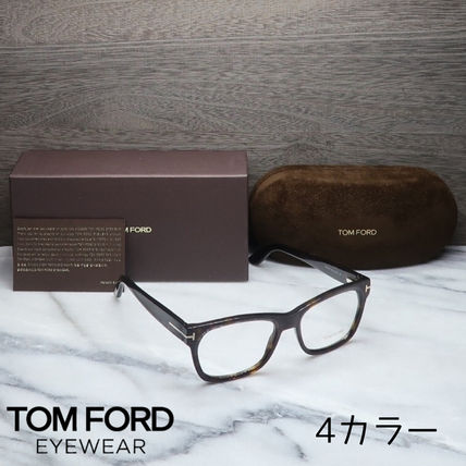 89d30a718513 TOM FORD Unisex Square Optical Eyewear by go826 - BUYMA
