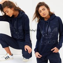 adidas Casual Style Street Style Long Sleeves Medium