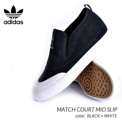 sale retailer cde23 e246d reduced adidas x acapulco slip on loafer core black gum sole 94e0c 3a623  italy adidas loafers slip ons suede plain loafers cf9ee f05b1
