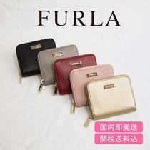 FURLA Saffiano Folding Wallets