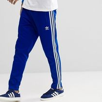 adidas Stripes Sweat Street Style Plain Joggers & Sweatpants