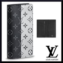 Louis Vuitton MONOGRAM Monoglam Cambus Bi-color Long Wallets