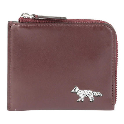 Unisex Other Animal Patterns Leather Coin Purses