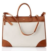 marc AND graham 2WAY Bi-color Plain Leather Boston & Duffles