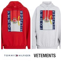 VETEMENTS Street Style Collaboration Oversized Hoodies