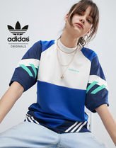 adidas Casual Style Street Style Tops