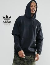 adidas Pullovers Sweat Street Style Long Sleeves Hoodies