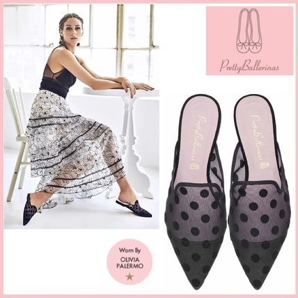 Dots Party Style Slippers Slip-On Shoes