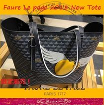 Faure Le Page Casual Style Totes