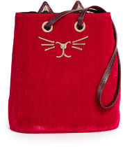 Charlotte Olympia Casual Style 2WAY Plain Other Animal Patterns Shoulder Bags