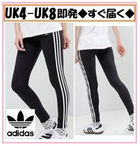 adidas Stripes Street Style Leggings Pants