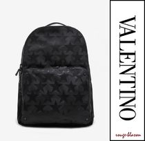 VALENTINO Star Casual Style Backpacks