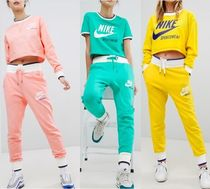 Nike Casual Style Street Style Cotton Long Pants