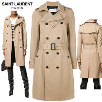 Saint Laurent Trench Coats