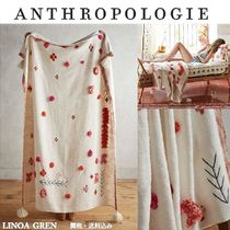 Anthropologie Tassel Fringes Throws