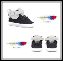 BUSCEMI Blended Fabrics Street Style Baby Girl Shoes