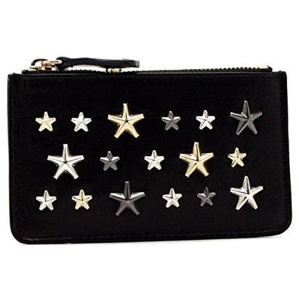Studded Leather Coin Purses