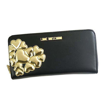 Heart Long Wallet  Long Wallets