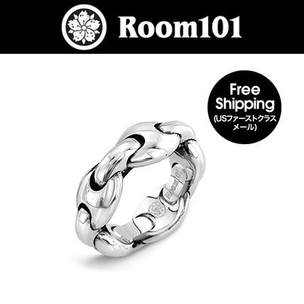 Street Style Stainless Rings