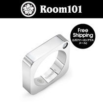 Room101 Street Style Stainless Rings