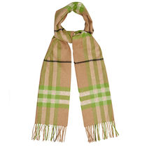 Burberry Other Check Patterns Cashmere Scarves