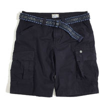 Ron Herman Plain Cotton Cargo Shorts