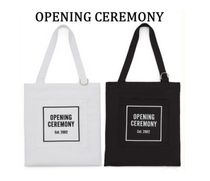 OPENING CEREMONY Cambus A4 Totes