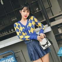 Short Argile Casual Style Long Sleeves Cropped