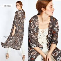 Sfera Flower Patterns Casual Style Long Shirts & Blouses