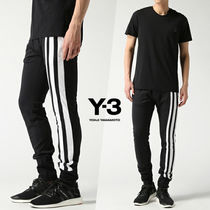 Y-3 Cotton Joggers & Sweatpants