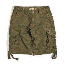 Ron Herman Camouflage Cotton Cargo Shorts