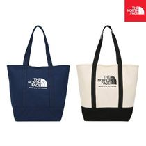 THE NORTH FACE Canvas A4 Plain Totes