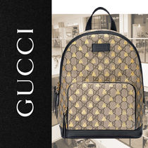GUCCI Monogram Unisex Canvas Street Style 2WAY