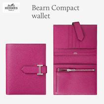 HERMES Bearn Folding Wallets