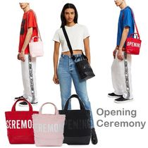 OPENING CEREMONY Unisex Cambus Street Style 2WAY Messenger & Shoulder Bags