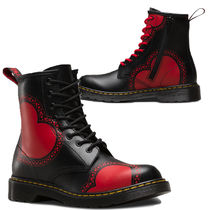 Dr Martens Heart Lace-up Lace-up Boots