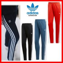 adidas SUPERSTAR Casual Style Street Style Cotton Bottoms
