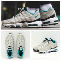 Nike AIR MAX 95 Street Style Leather Sneakers