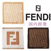 FENDI Geometric Patterns Bath & Laundry