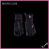 MONCLER Casual Style Street Style Plain Gloves Gloves