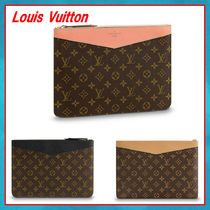Louis Vuitton MONOGRAM Monogram Unisex Street Style Bag in Bag 2WAY Bi-color