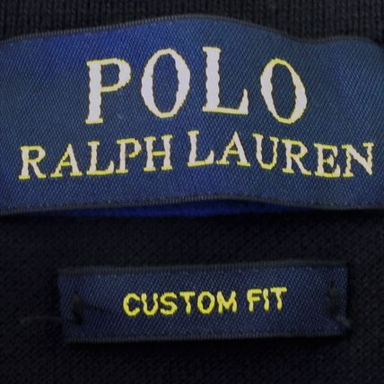 Ralph Lauren Polos Pullovers Plain Cotton Short Sleeves Polos 19
